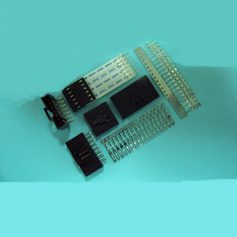 """.100""""(2.54mm) Pitch Single Row FFC/FPC Housing Connectors( Suitable TF2543 series terminal )"""