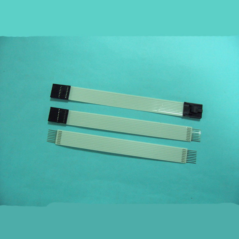1.27mm Pitch Single Row FFC/FPC Cable Assembly
