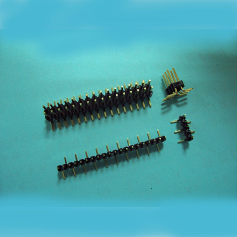 2.00mm Pitch Dual Row Pin Header Connector - SMT type