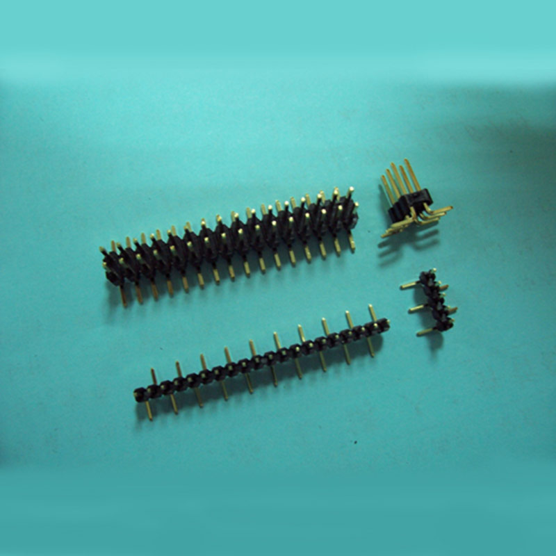 2.54mm Pitch Dual Row Pin Header Connector - SMT type