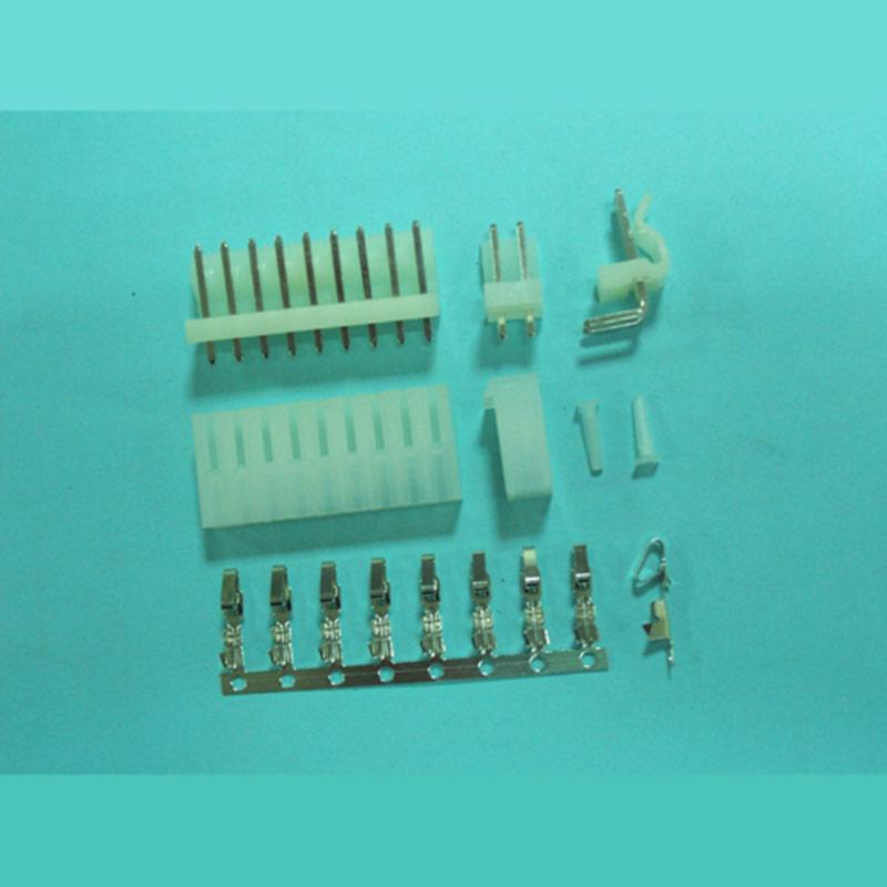 "0.200""(5.08mm) Pitch Single Row Headers"
